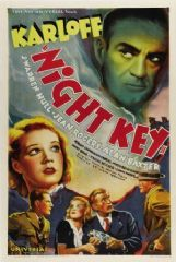 Night Key 1937 DVD - Boris Karloff / Warren Hull